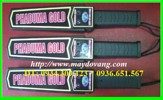 BÁN MÁY DÒ KIM LOẠI CẦM TAY PHADUMA GOLD – TM888