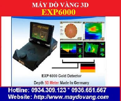 MÁY DÒ VÀNG 3D EXP6000