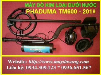 MÁY DÒ KIM LOẠI DƯỚI NƯỚC PHADUMA TM600-2018