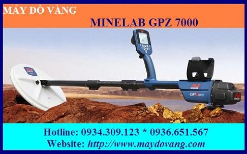 MÁY DÒ VÀNG CỐM MINELAD GPZ7000