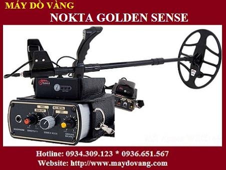 Bán máy dò kim loại NOKTA GOLDEN SENSE